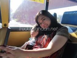 Bus menuju Johor Bahru