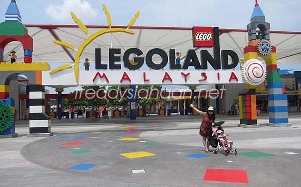 Jalan-jalan ke Legoland(2)