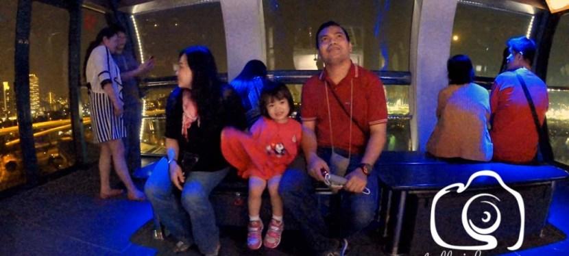 Jelajah Singapore – SingaporeFlyer