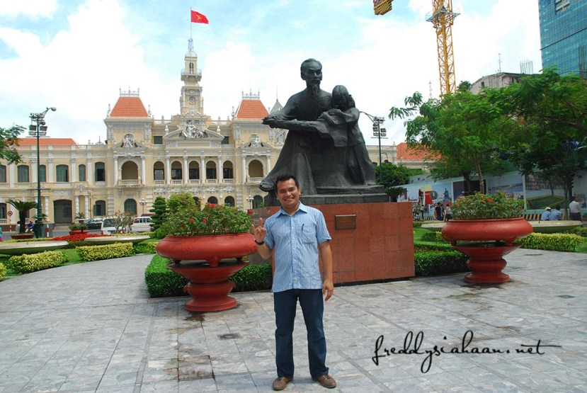 Pelesiran di Ho Chi Minh, Vietnam(1)